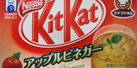 branża spożywcza Nestle KitKat tłumaczenia język japoński Dlaczego japońscy uczniowie i studenci biorą na egzaminy Kit Kat